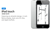 Apple Decides to Kill Remaining Market for iPod Touch, a Rant in Two Parts