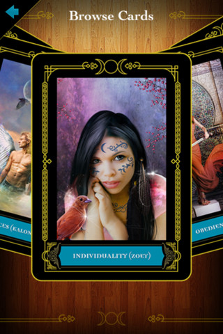 Wisdom of the House of Night Oracle Cards 1