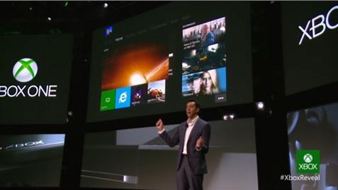 Microsoft's Xbox One Initial Presentation