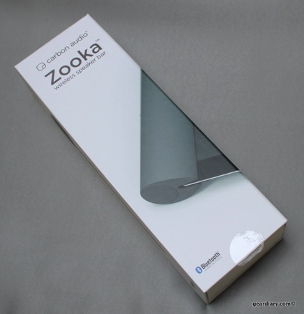 The Zooka Wireless Speaker Bar for Tablets and Laptops Review