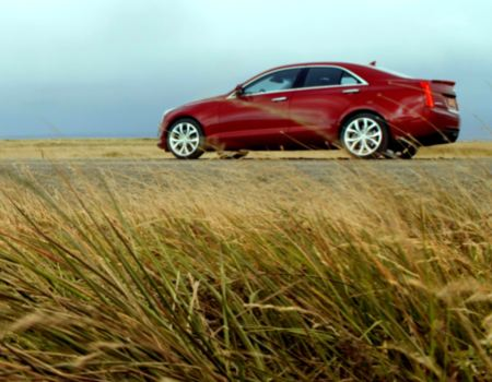 2013 Cadillac ATS Premium Turbo