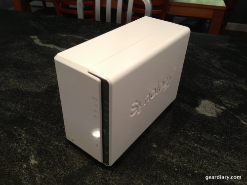 Synology DiskStation DS213j NAS Review  Synology DiskStation DS213j NAS Review