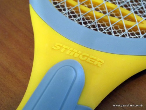 The Stinger Portable Bug Zapper Review - Swat and Fry Annoying Flying Pests