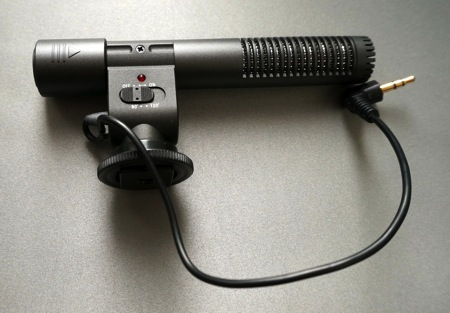 Satechi Professional DV Stereo Microphone