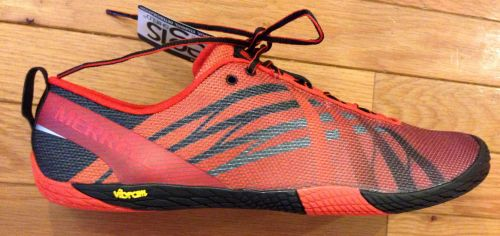 First Impressions of the Merrell Vapor Glove Minimal Running Shoes