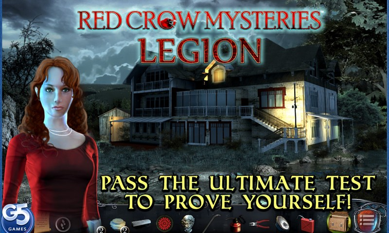 Red Crow Mysteries Legion for Mac
