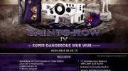 Saints Row IV Collector's Edition Announcement