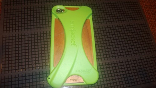 Ampjacket for iPhone 4S Review -