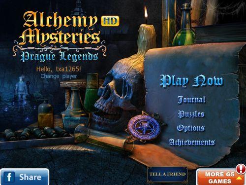Alchemy Mysteries