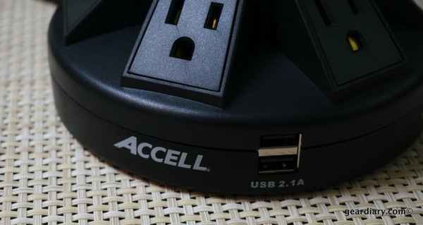 Accell Powramid Power Center and USB Charging Station Review  Accell Powramid Power Center and USB Charging Station Review  Accell Powramid Power Center and USB Charging Station Review  Accell Powramid Power Center and USB Charging Station Review  Accell Powramid Power Center and USB Charging Station Review