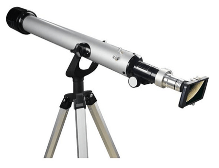 Astronomy-Class 100X Telescope and Back Case for iPhone 5