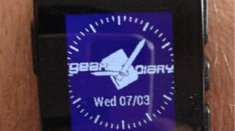 How To Customize Your Pebble Watchface
