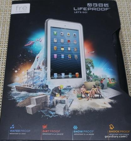 Lifeproof Fre iPad Mini Gear Diary