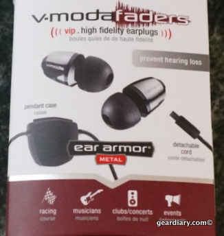 V-MODA Faders Earplugs Review - Protect Your Hearing In Style