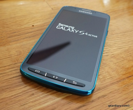 Samsung GALAXY S4 Active Review - a Much More Rugged S4 with Few Tradeoffs