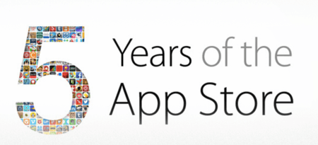 App Store Reflections Five Years Later
