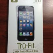 Tru Fit HD Anti Glare Screen Protector