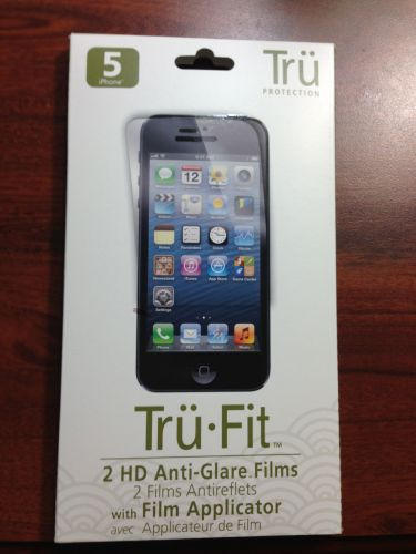 Tru Fit HD Anti Glare Screen Protector