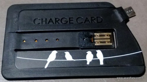 The ChargeCard USB Charger for iPhone and Android Review  The ChargeCard USB Charger for iPhone and Android Review