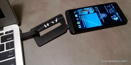 The ChargeCard USB Charger for iPhone and Android Review