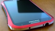 DRACOdesign HYDRA Ducati Aluminum Bumper for Samsung Galaxy S4 - Adds Sporty Good Looks and Protection