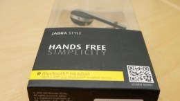 Jabra Style Bluetooth Headset Review - Give Your Conversations Some Style
