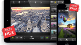 GearDiary FX Photo Studio For iPhone/iPad Free Until August 5th