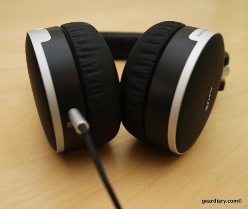 Gear Diary AKG K495 NC Noise Cancelling Headphones 48