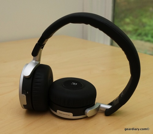 Gear Diary AKG K495 NC Noise Cancelling Headphones 54 001