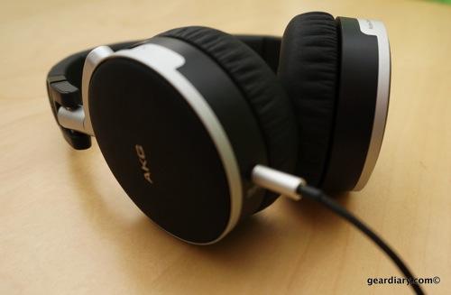 Gear Diary AKG K495 NC Noise Cancelling Headphones 55
