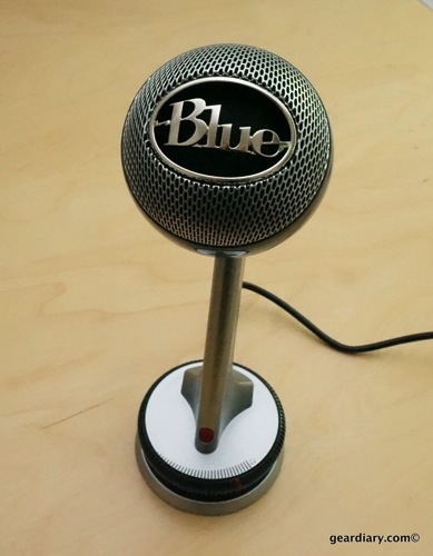 Gear Diary Blue Microphones Nessie USB Microphone 28