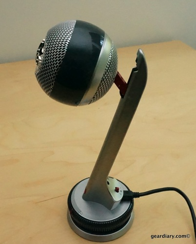 Gear Diary Blue Microphones Nessie USB Microphone 37