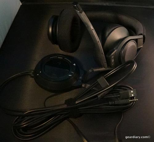 Plantronics RIG Headset