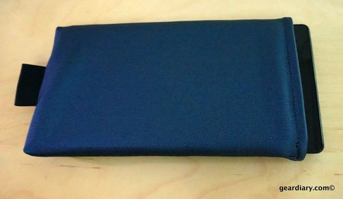 Waterfield Slip Case for Nexus 7 2013 Review