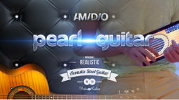 Pearl Guitar Brings Realistic Sound To The iPad
