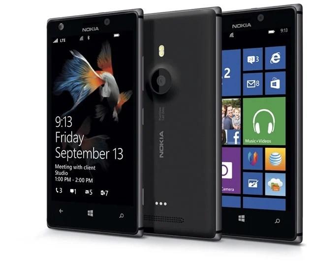 Lumia 925 Coming to AT&T