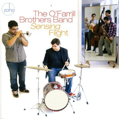 The O'Farrill Brothers - Sensing Flight CD Review