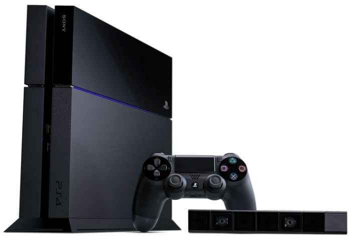 Official PlayStation 4 Console Release Date Announced