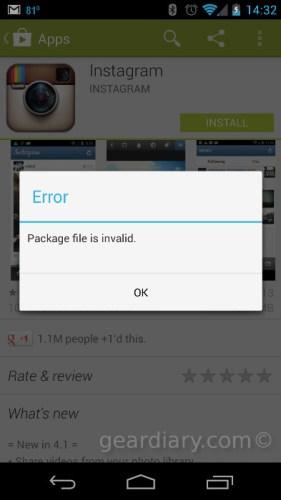 PackageFileInvalid_Instagram