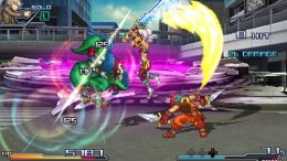 Project X Zone Review for Nintendo 3DS