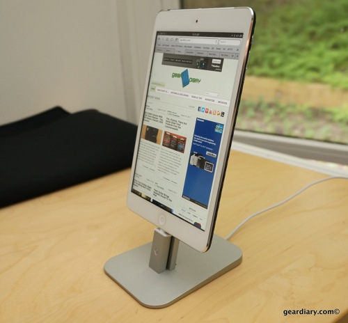 Twelve South HiRise Review - A Perch for Your iPhone 5 and iPad mini  Twelve South HiRise Review - A Perch for Your iPhone 5 and iPad mini