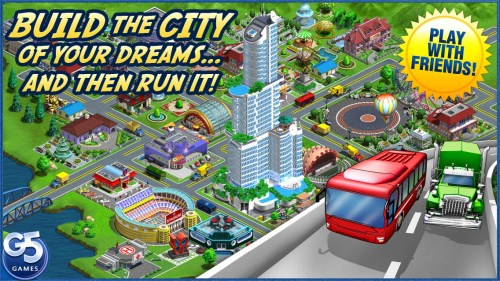 GearDiary Virtual City Playground from G5 Games is Now on Windows Store