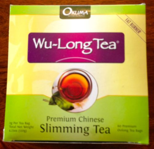 Wu-Long Slimming Tea Box
