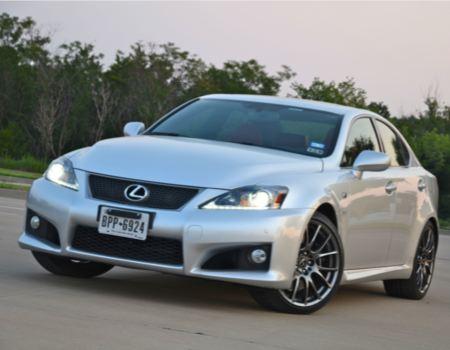 Lexus IS F is Fun, Fast, Fierce  Lexus IS F is Fun, Fast, Fierce