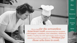 Celebrate Julia Child's 101st Birthday with a Price Reduction in the Mastering the Art of French Cooking App!