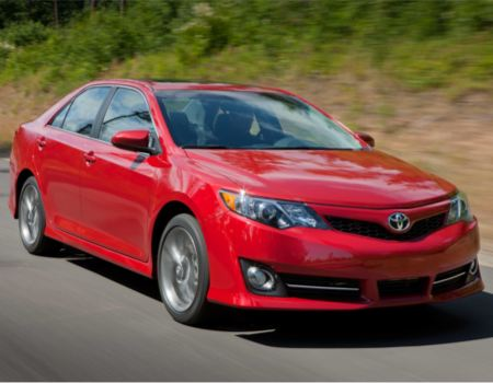 Thirty Years and 10 Million Cars Later, Toyota Camry Still Number One