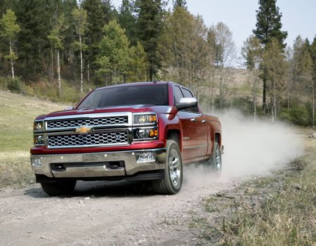 Images courtesy Chevrolet