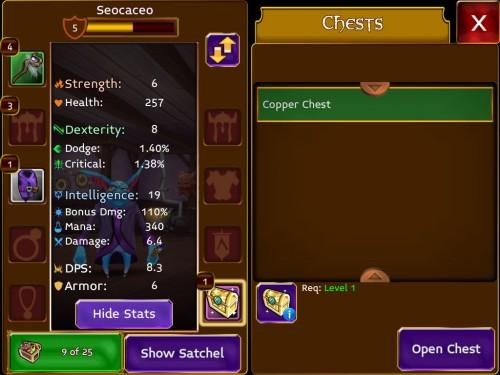 Arcane Legends Brings Action RPG HacknSlash Excellence