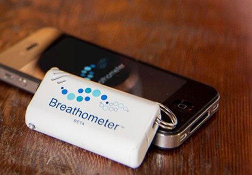Breathometer - the Smartphone Breathalyzer