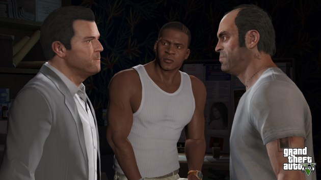 Grand Theft Auto V Review on PlayStation 3  Grand Theft Auto V Review on PlayStation 3  Grand Theft Auto V Review on PlayStation 3